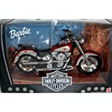 Harley Davidson Motorcycle for Barbie doll