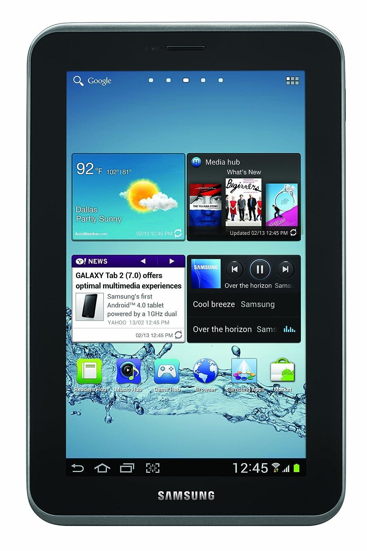 Samsung Galaxy Tab 2 7.0 P3110 WI-FI - Tablet de 7
