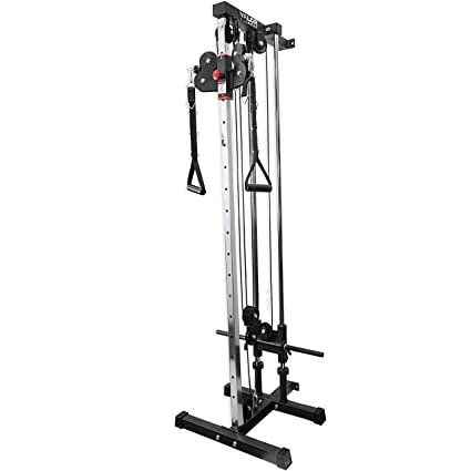 Amazon.com : valor fitness bd 62 wall mount cable station : sports