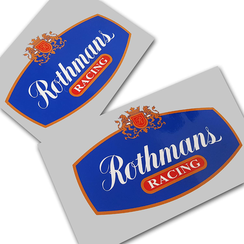 ! Rothmans sponsor graphics large size graphics x 2