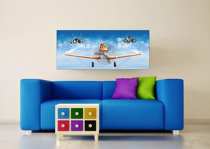 Merveilleux WallandMore Disney Planes Wall Decal Mural For Kids Boys Bedroom Decor  79.5u0026quot; W By 35.5u0026quot