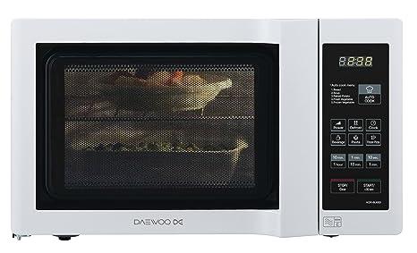 Amazon.com: Daewoo kor6l6bd duo-plate Digital microondas, 20 ...