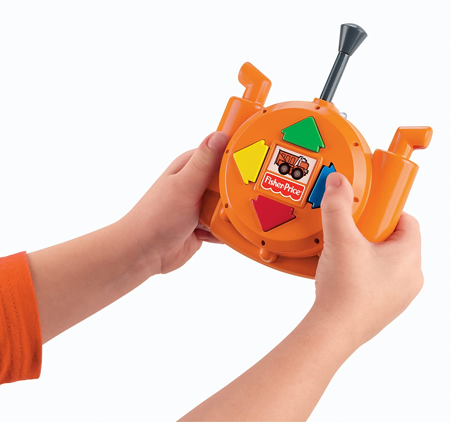 Fisher-Price Big Action Construction Site with Remote Control V7310
