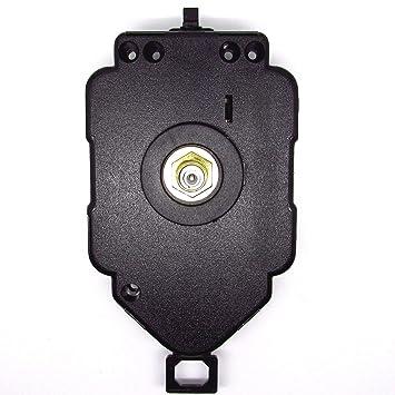 Dans Clock Shop Motor y Accesorios de Repuesto para Mecanismo de Movimiento pendular de Reloj de Cuarzo, relojería, Bricolaje: Amazon.es: Hogar