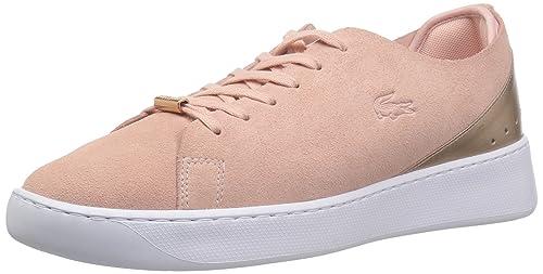 80fd1a83cae16 Lacoste Women's Eyyla Sneaker