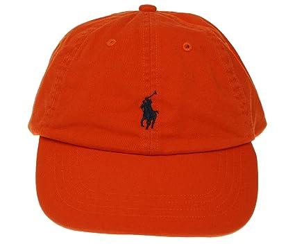 3d445f9df1e31 Polo Ralph Lauren Men s Pony Logo Adjustable Hat Cap-BSO at Amazon Men s  Clothing store  Polo Shirts