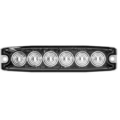Buyers Products 8892204 6 LED Strobe Light (5-1/8in): Automotive