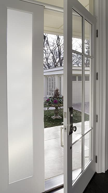 Artscape Etched Glass Sidelight Window Film 12u0026quot; ...