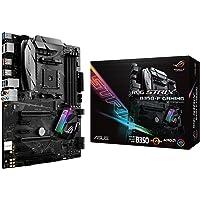 Asus ROG Strix B350-F Gaming Motherboard ATX, B350, AMD Ryzen AM4, DDR4, HDMI, DisplayPort, M.2, USB 3.1