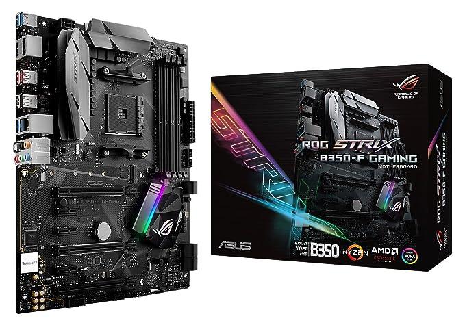 Review ASUS ROG STRIX B350-F
