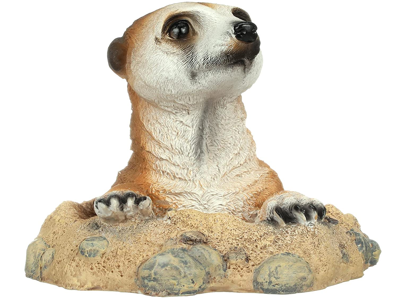 Into Hole Design Toscano Kalahari Meerkat Statues