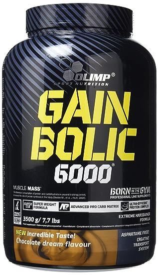 595a619a2b19 Olimp Gain Bolic 6000 Mass Gainer Supplement