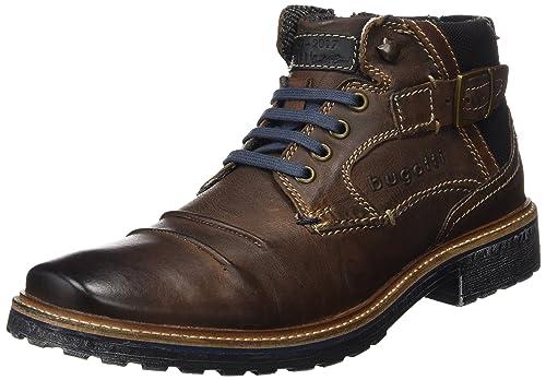 Mens 311382323232 Classic Boots, Braun (Brown/Dark Brown) Bugatti