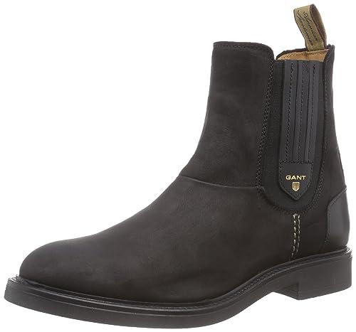 GANT Women's Ashley Cold lined Chelsea boots short lengthi Genuine