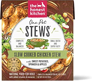product image for The Honest Kitchen Human Grade Wet Dog Food