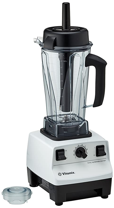Vitamix 10306 - Batidora amasadora, color blanco: Amazon.es ...