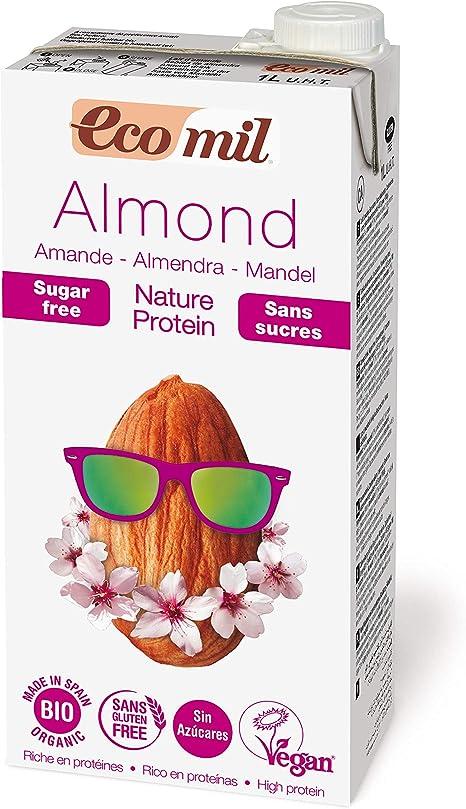 EcoMil Almond Nature Protein Eco 1L