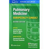The Washington Manual Pulmonary Medicine Subspecialty Consult (The Washington Manual Subspecialty Consult Series)