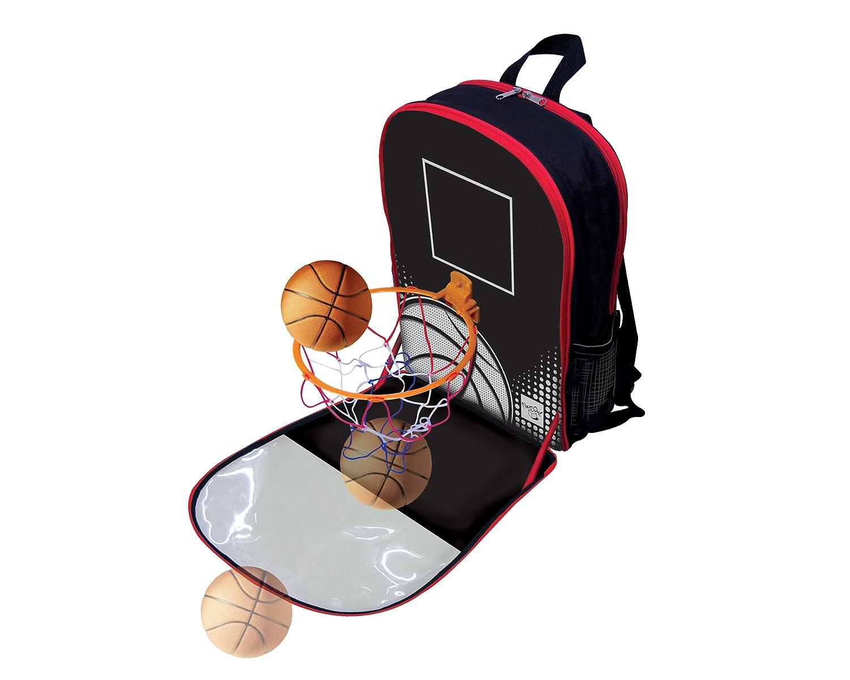 66e46e24fc331e Neat-Oh! Go Sport Basketball Backpack, Red, Toy Basketball - Amazon Canada