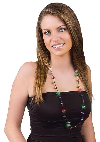 Amazon.com: Light-Up Ornament Necklace Costume Accessory: Home Improvement - Amazon.com: Light-Up Ornament Necklace Costume Accessory: Home