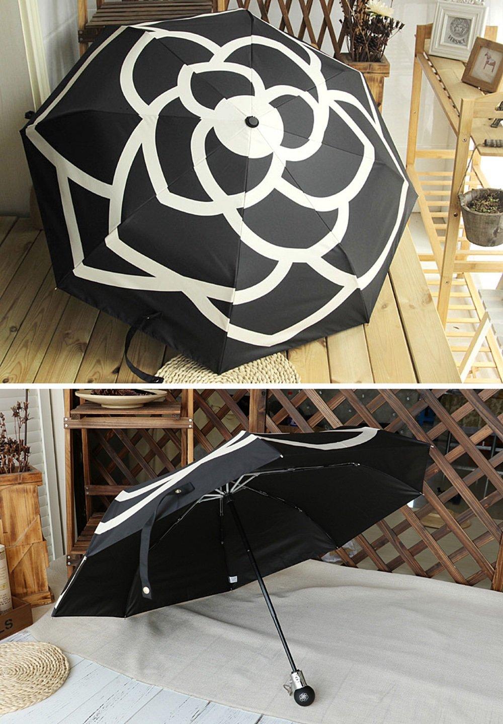 Sol Y Paraguas Paraguas Sol Compactos Del Recorrido De - Paraguas ...