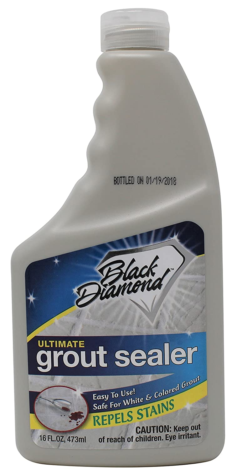 5.Black Diamond Grout Sealer