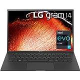 "LG Gram 14Z90P - 14"" WUXGA (1920x1200) Ultra-Lightweight Laptop, Intel evo with 11th gen CORE i7 1165G7 CPU , 16GB RAM, 512GB"
