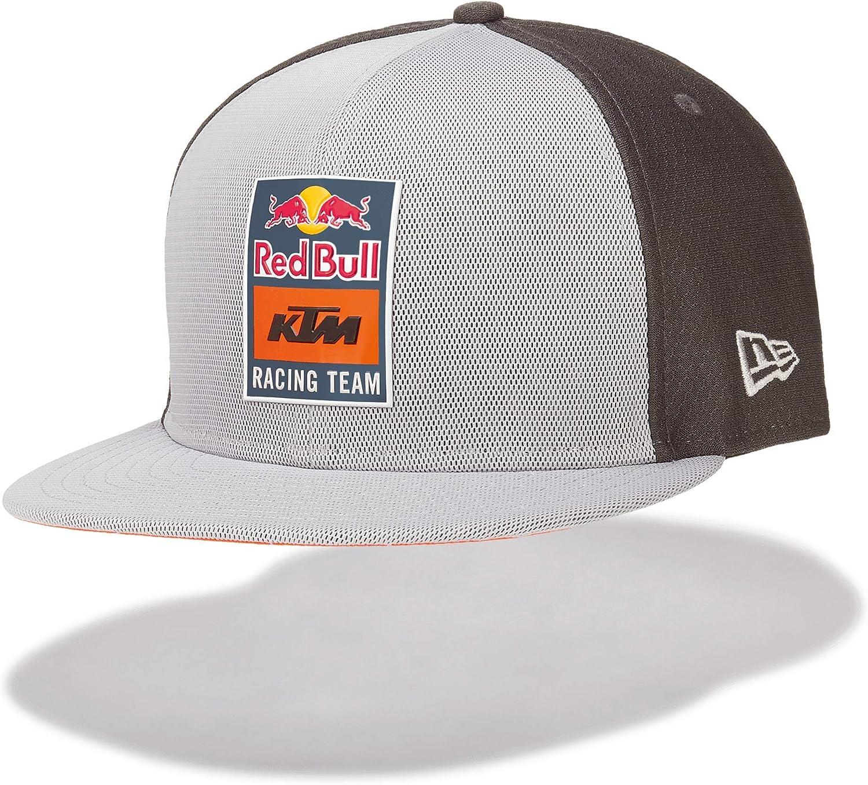 Red Bull KTM New Era 9Fifty Reflective Gorra, Gris Unisexo Talla ...