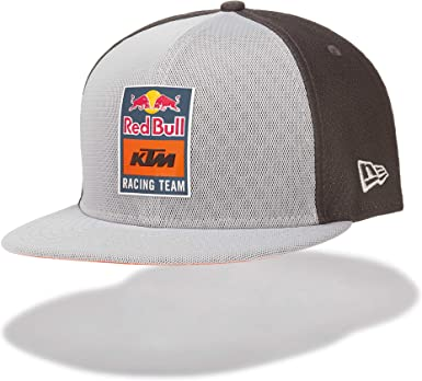 Red Bull KTM New Era 9Fifty Reflective Gorra, Gris Unisexo Talla ...