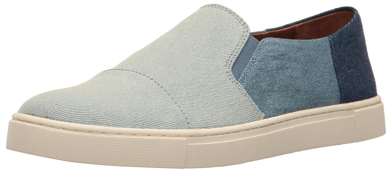 FRYE Women's Gemma Cap Slip Fashion Sneaker B01H4X8BEC 10 B(M) US|Denim Multi