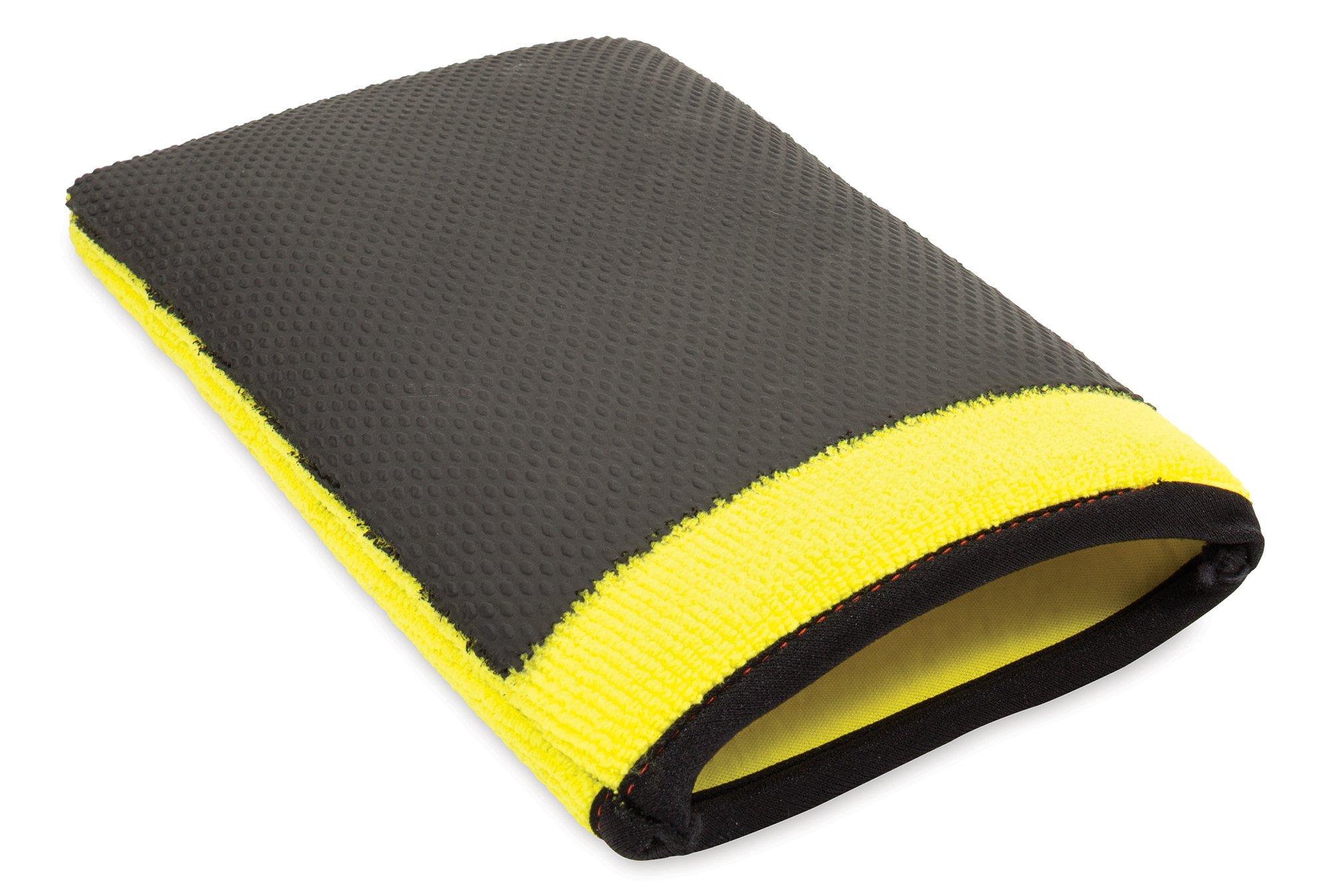 Griot's Garage 10678 Yellow Fine Surface Prep Mitt