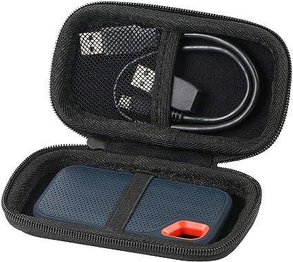 Khanka Case Tasche Passt Für Sandisk Extreme Portable Computer Zubehör
