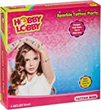 Hobby Lobby Sparkle Tattoo Party, Multi Color
