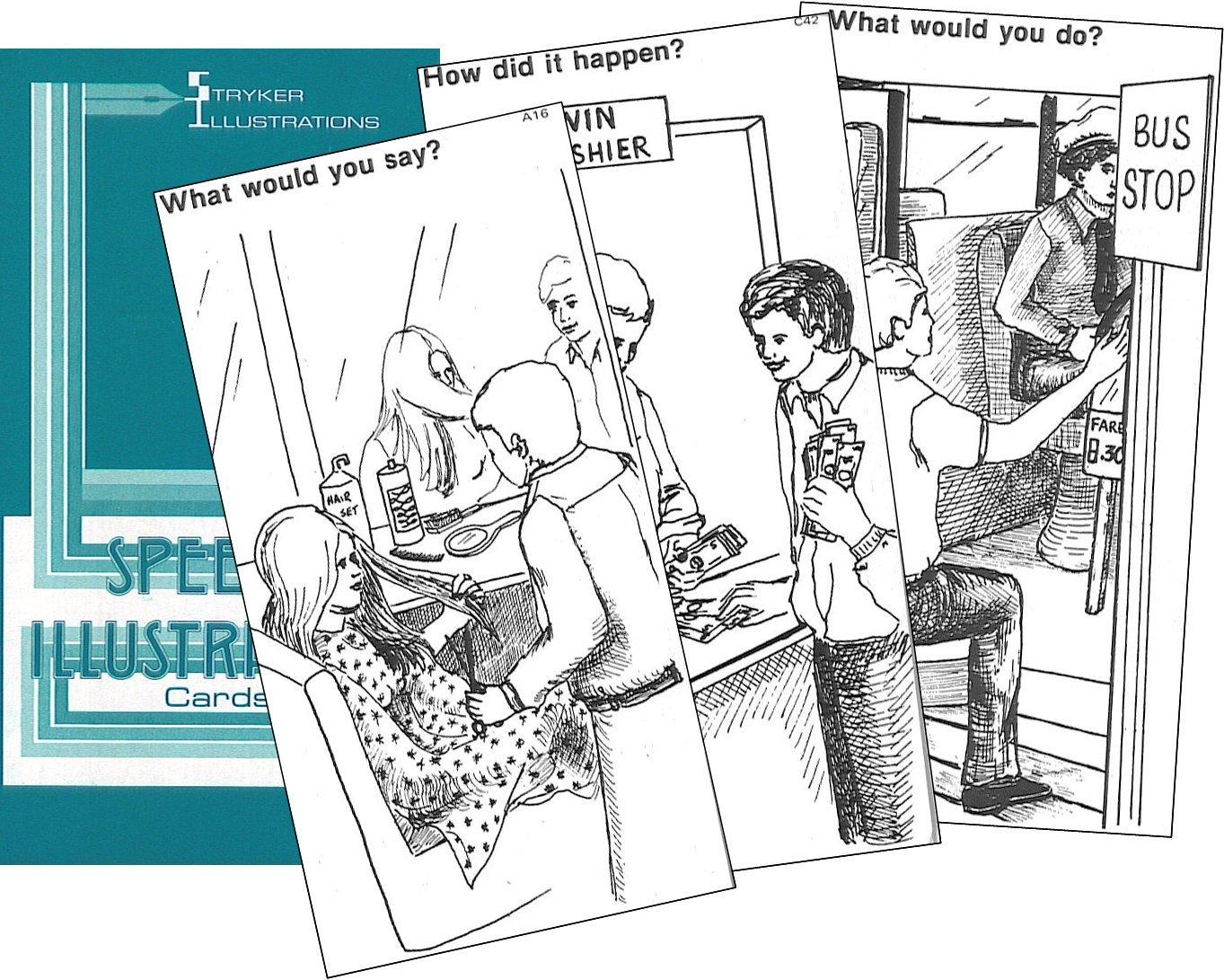Read Online Speech Illustrated Cards- Set 3 pdf epub