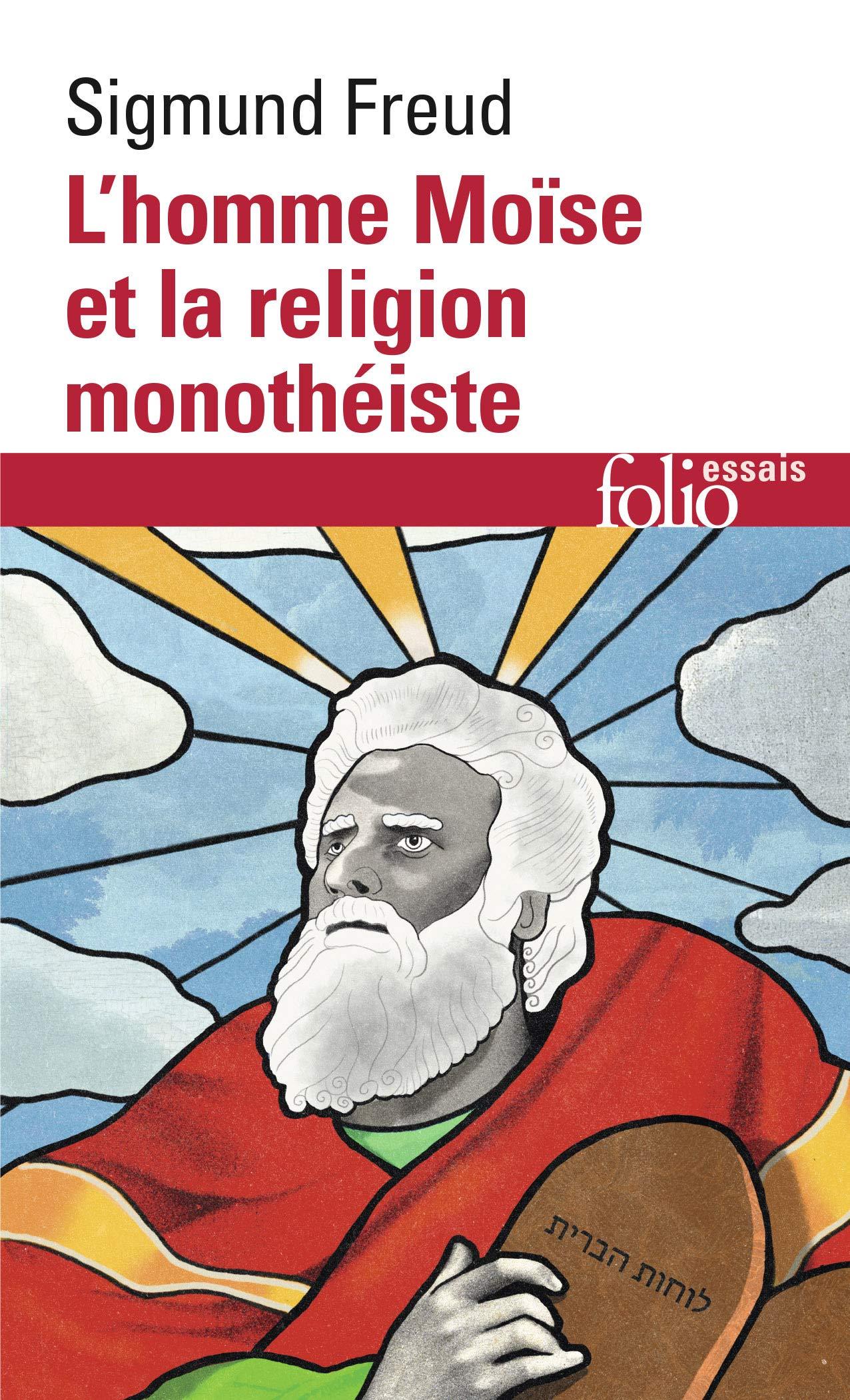 """Résultat de recherche d'images pour """"Freud,: Autour des origines de Moïse"""""""