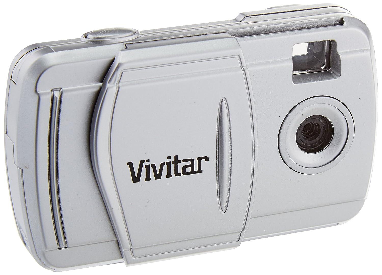 Vivitar V69379-SIL 3-In-1 2 MP Digital Camera-Body only (Silver) Sakar