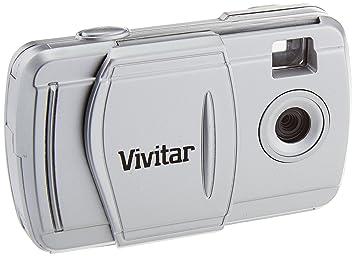 Amazon.com : Vivitar V69379-SIL 3-IN-1 2 MP Digital Camera - Body ...