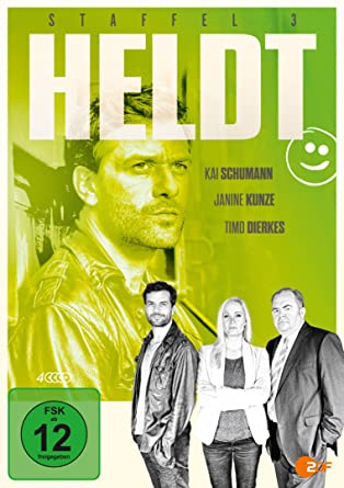 Heldt 3. Staffel [4 DVDs]: Amazon.de: Kai Schumann, Janine Kunze ...