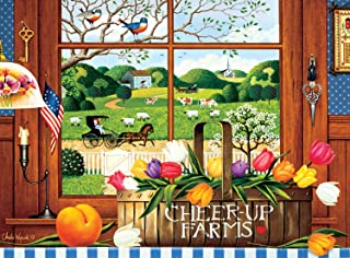 product image for Buffalo Games - Charles Wysocki - Peach of a Day - 1000 Piece Jigsaw Puzzle