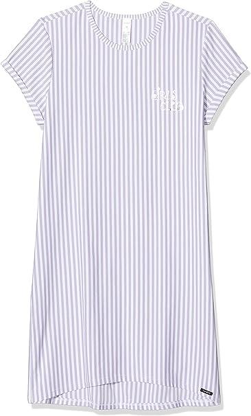 Skiny Girls M/ädchen Nachthemd Kurz Cosy Night Sleep Vest