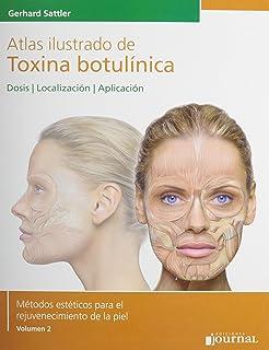 Atlas ilustrado de toxina botulínica (Spanish Edition)