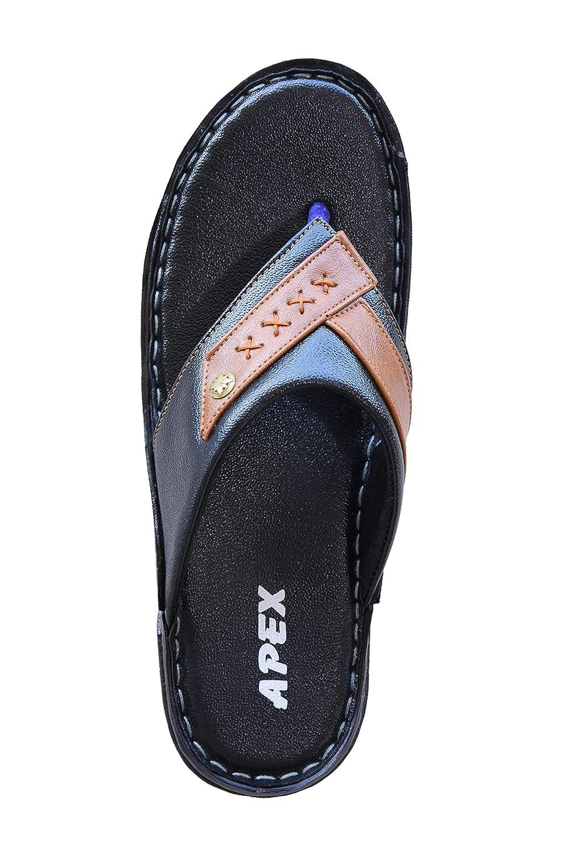 Medifoot Faux Leather Fancy APEX Black