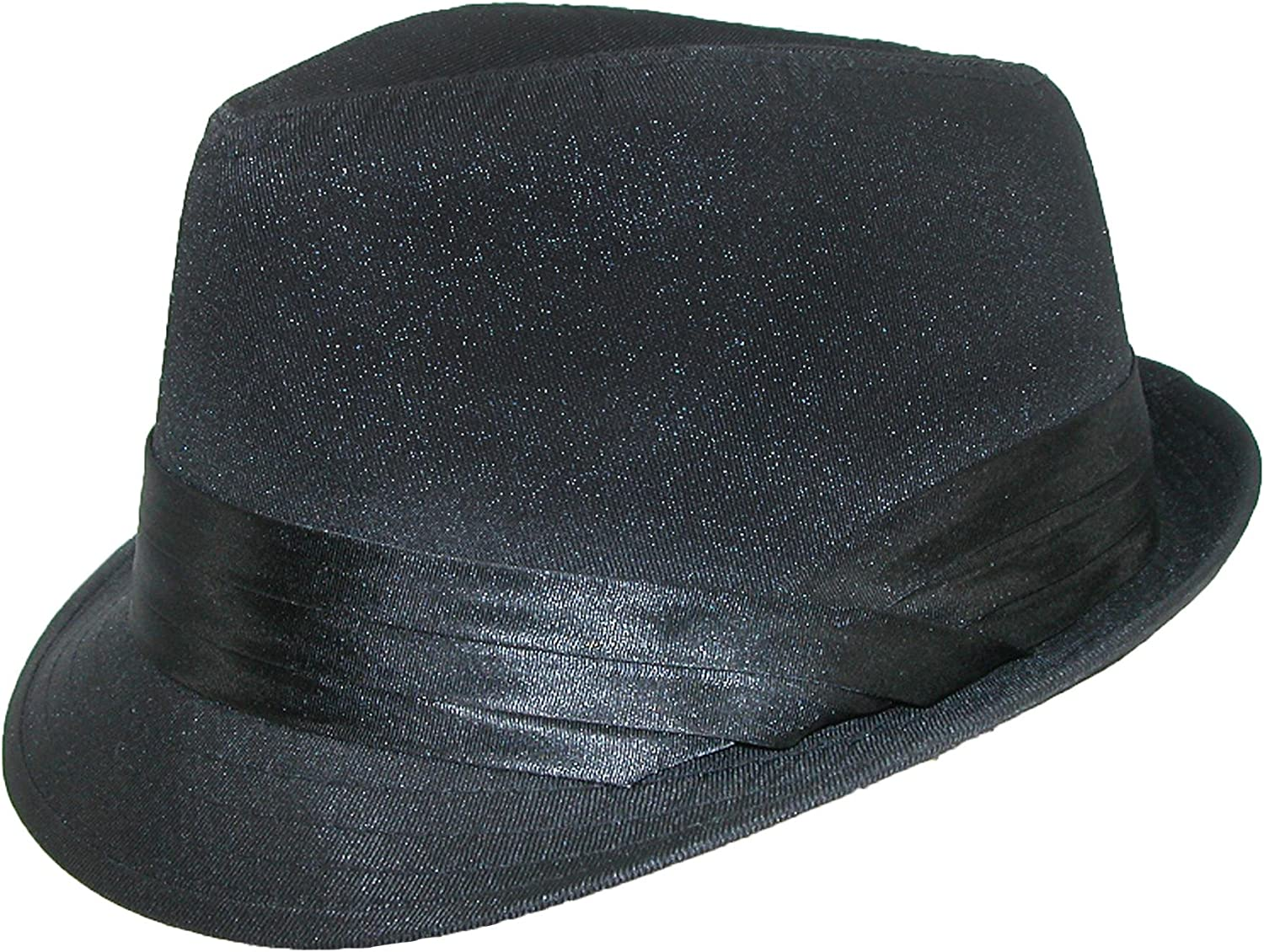 Kenny K Mens Wedding Dress Formal Fedora Hat
