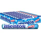 Mentos Chewy Mint, 37 Grams Roll, Pack of 20