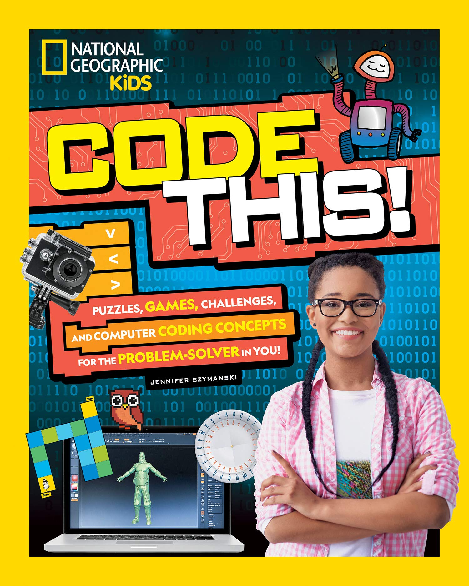 Code This!: Puzzles, Games, Challenges, and Computer Coding