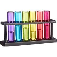 Relaxdays, Multi-Color Vasos para chupitos con Forma