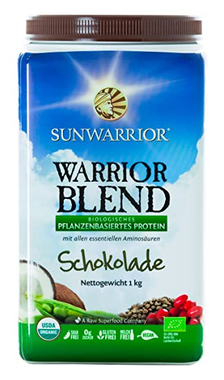 Warrior Blend - Chocolate - 1kg: Amazon.co.uk: Health & Personal Care