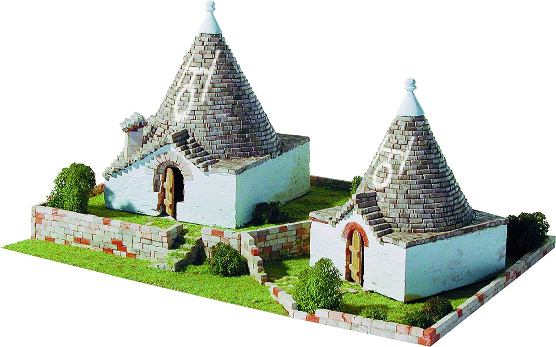 Keramik-Modell - Pugliesi Trulli, Alberobello, Alberobello, Alberobello, Italien e1ead8