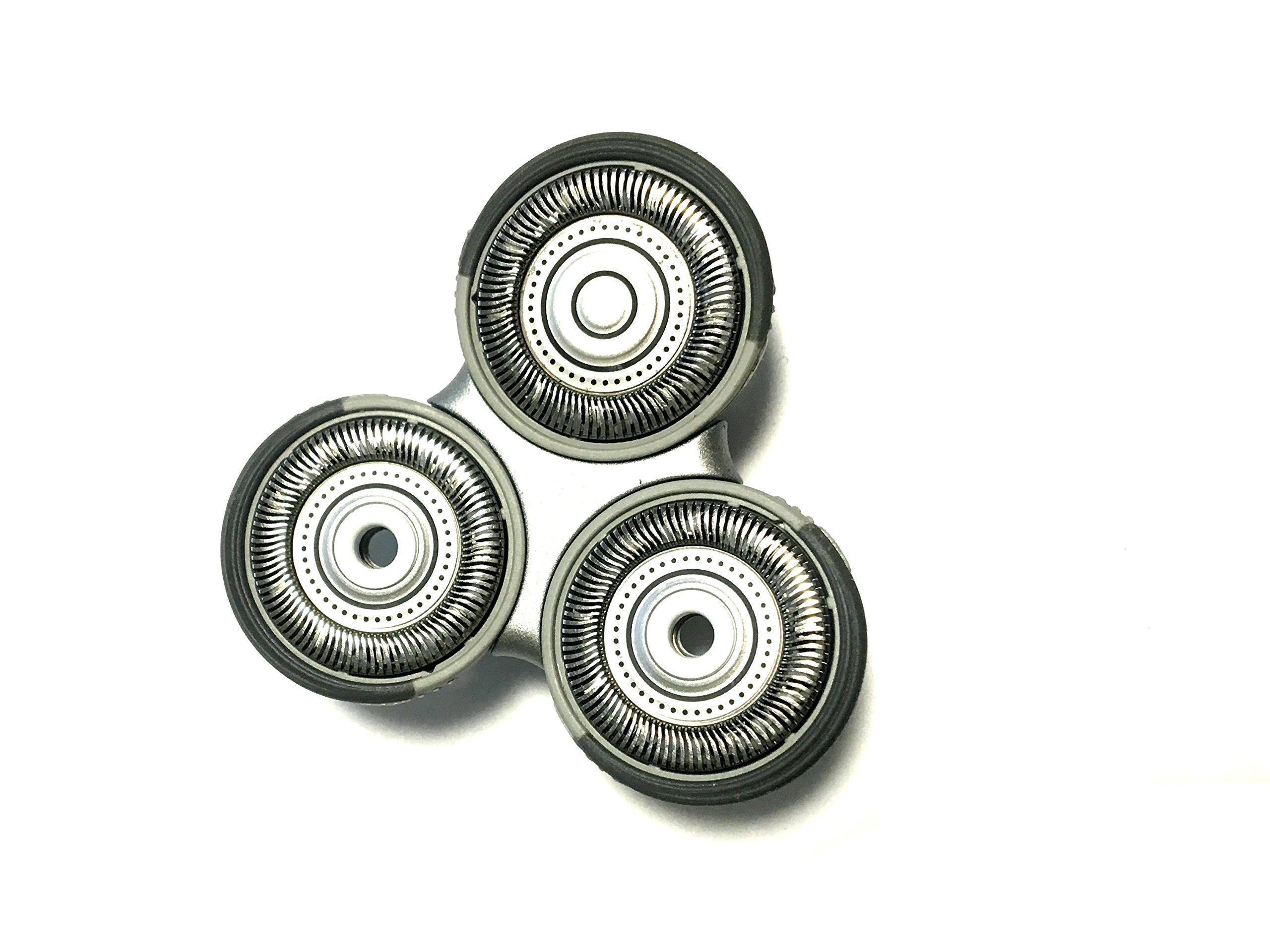 Full set of Replacement Shaver Head Compatible Norelco HS8020 HS8040 HS8460 HS8023 HS8420 HS8020X HS8421 HS8440