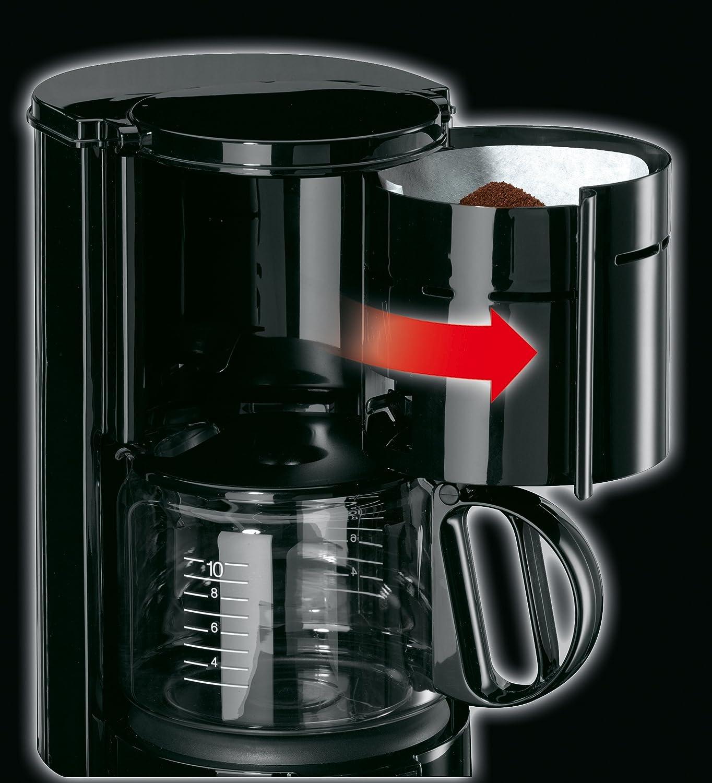 Günstige Kaffeemaschine mit viel Plastik